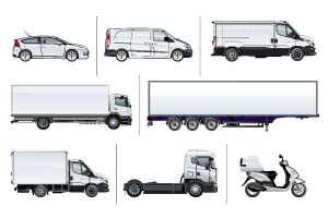 2design Outdoor - oklejanie pojazdów różnych typów