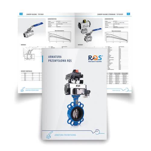 Katalog produktów, format A4, 24 strony, okładka 250g kreda mat + folia mat, środek 150g kreda mat.